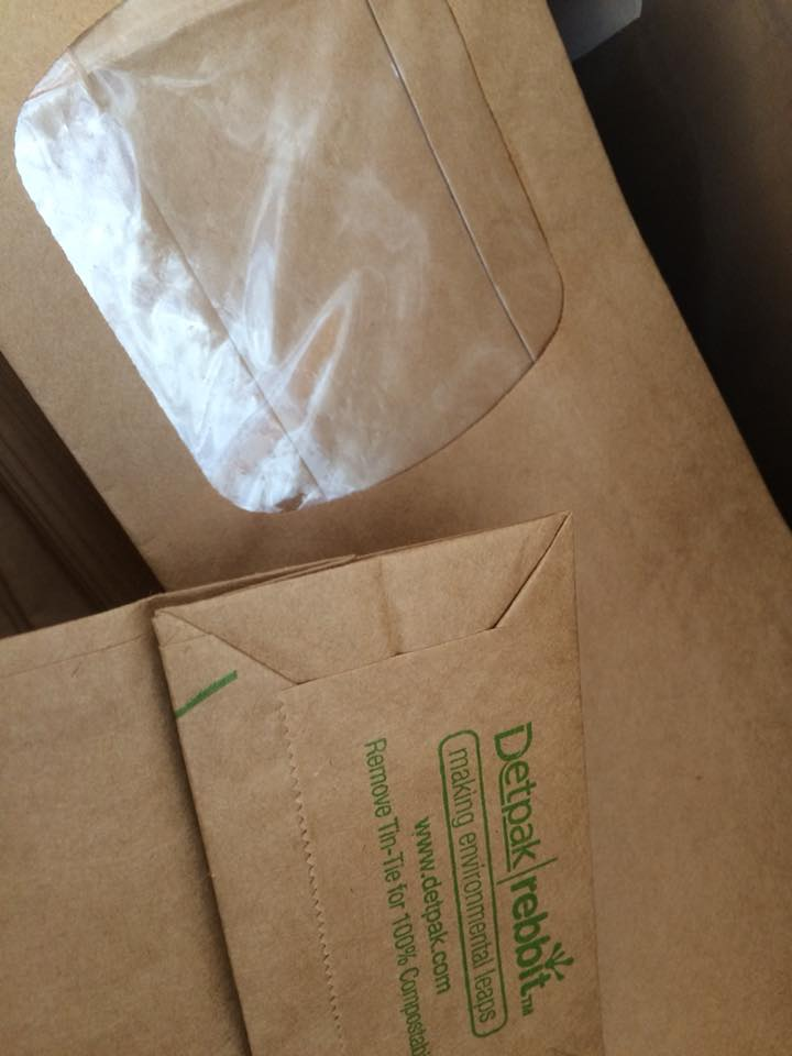 Biodegradable Packaging!