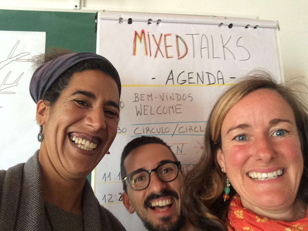 World Cafe: Migrant Opinions